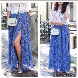 Majorelle Taos Maxi Skirt w/slit NEVER WORN